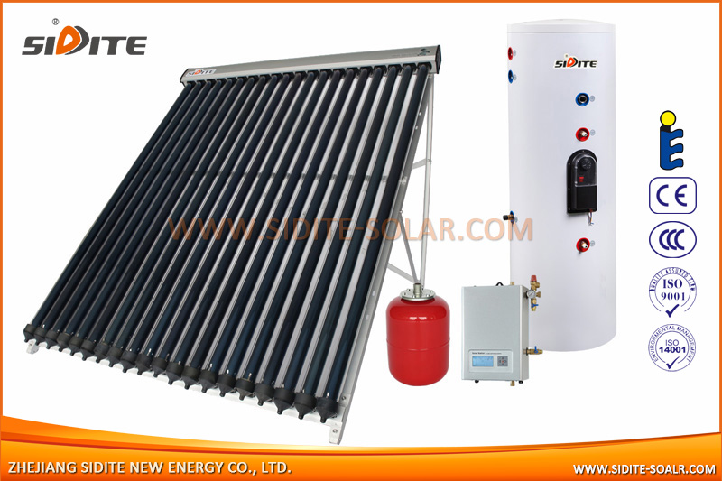 Split Pressurized Solar Water Heater system, SS-M