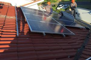 Solar Panel Use In Residential